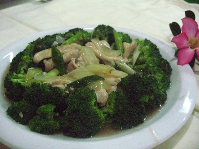 Brokoli Cah Ayam HANS